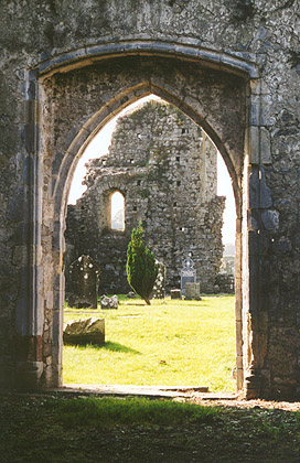 Athassel Abbey, Co. Tipperary, Ireland