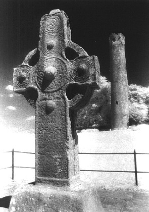 Kilree High Cross and Round Tower, Co. Kilkenny